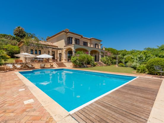 For sale Sotogrande Alto villa with 8 bedrooms | Consuelo Silva Real Estate