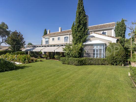 Sotogrande Costa villa for sale | Consuelo Silva Real Estate