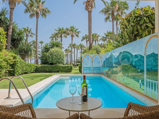 4 bedrooms ground floor apartment for sale in Apartamentos Playa, Sotogrande | Consuelo Silva Real Estate