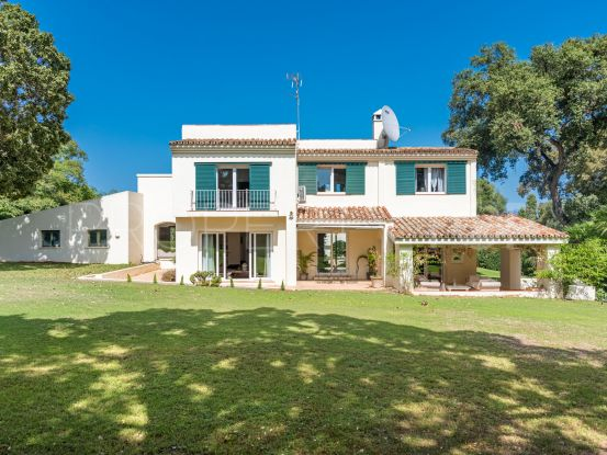 5 bedrooms villa for sale in Sotogrande Costa Central | Consuelo Silva Real Estate