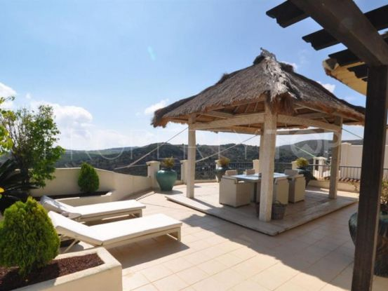 For sale duplex penthouse in San Roque Club   Consuelo Silva Real Estate