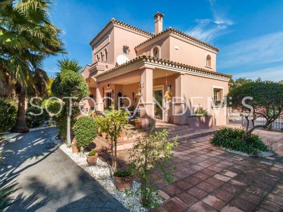 For sale Sotogrande Costa Central 4 bedrooms villa | Consuelo Silva Real Estate
