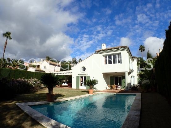 For sale Sotogrande Alto 4 bedrooms villa | Consuelo Silva Real Estate