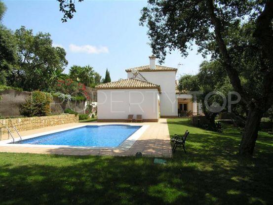 Villa in Sotogrande Alto with 4 bedrooms   Consuelo Silva Real Estate