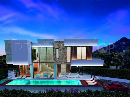 For sale villa with 5 bedrooms in Casablanca, Marbella Golden Mile | Callum Swan Realty