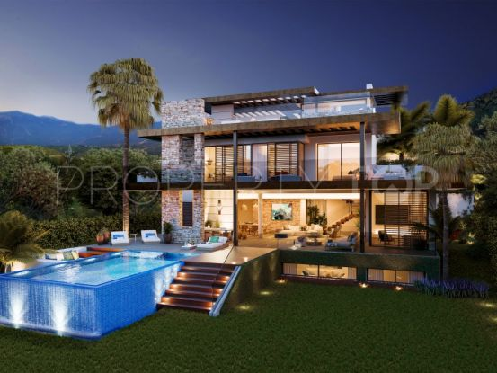 Buy villa with 4 bedrooms in La Alqueria, Benahavis | Callum Swan Realty