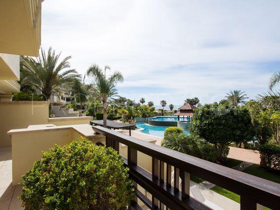 Ground floor duplex for sale in Laguna de Banus with 4 bedrooms | Callum Swan Realty
