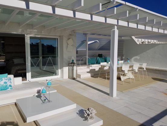 Atico duplex con 4 dormitorios en venta en Los Granados Golf, Nueva Andalucia | Callum Swan Realty