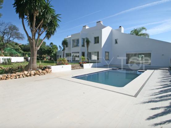 Villa for sale in Aloha, Nueva Andalucia | Callum Swan Realty
