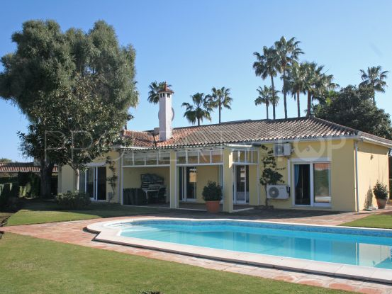 Sotogrande Costa Central villa for sale | Holmes Property Sales