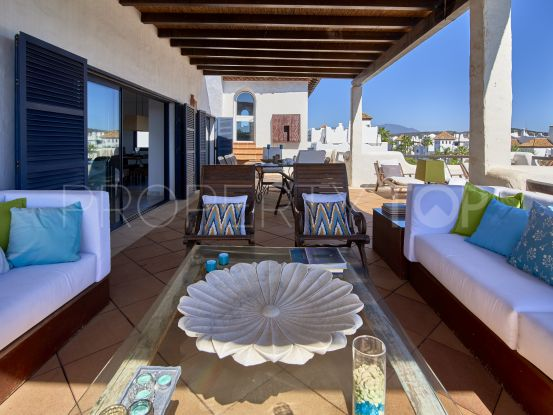 4 bedrooms El Polo de Sotogrande penthouse for sale | Holmes Property Sales