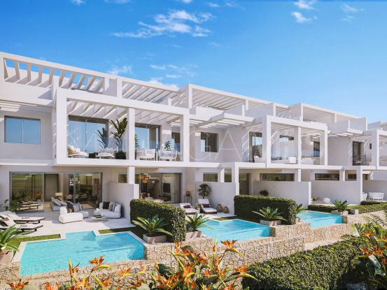 Town house for sale in Bahia de las Rocas, Manilva | Holmes Property Sales