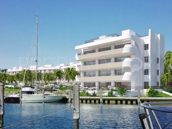 For sale ground floor apartment in Marina de Sotogrande with 4 bedrooms | Holmes Property Sales