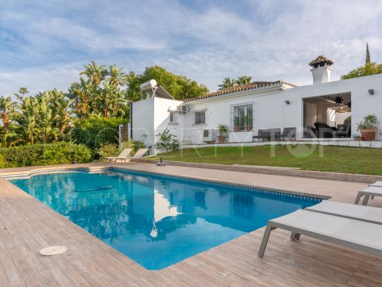 Villa for sale in Sotogrande Costa Central with 4 bedrooms | Holmes Property Sales