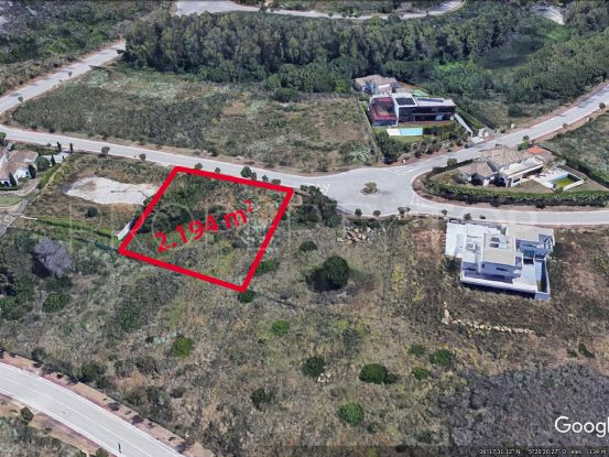 Plot in La Reserva for sale | Holmes Property Sales