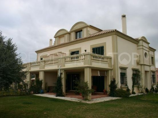 Semi detached villa with 5 bedrooms for sale in Sotogolf, Sotogrande | Holmes Property Sales