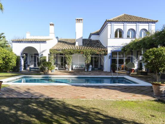 Villa for sale in Sotogrande Costa Central with 6 bedrooms   Holmes Property Sales