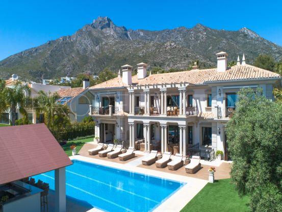 Sierra Blanca villa for sale | Benarroch Real Estate