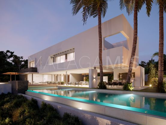 Villa con 4 dormitorios en Capanes Sur, Benahavis | Benarroch Real Estate