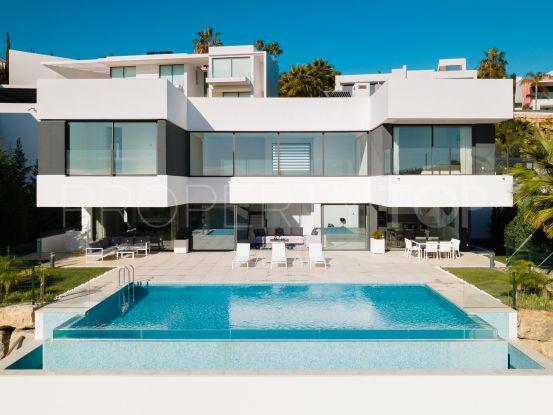 4 bedrooms villa for sale in Capanes Sur, Benahavis | Benarroch Real Estate