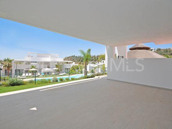 Apartamento planta baja con 3 dormitorios en Atalaya Hills, Benahavis   Benarroch Real Estate