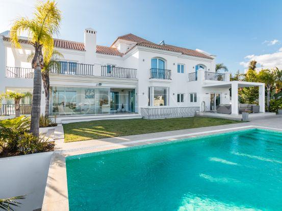 For sale villa in Los Flamingos Golf with 9 bedrooms | Benarroch Real Estate