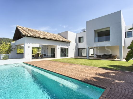 Villa in Los Arqueros | Benarroch Real Estate