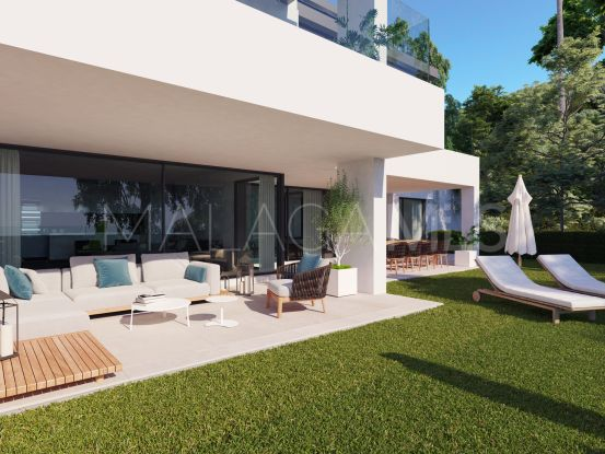 For sale Aqualina ground floor apartment with 2 bedrooms   Benarroch Real Estate