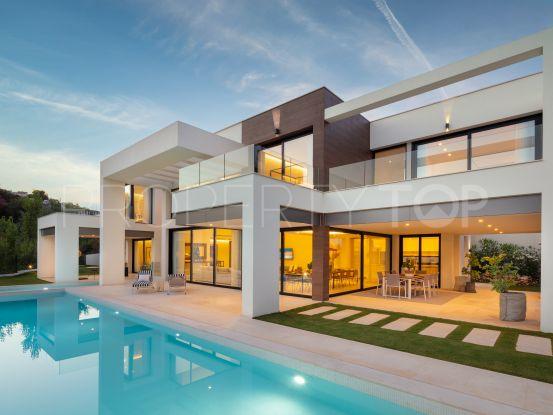 La Cerquilla villa for sale | Benarroch Real Estate