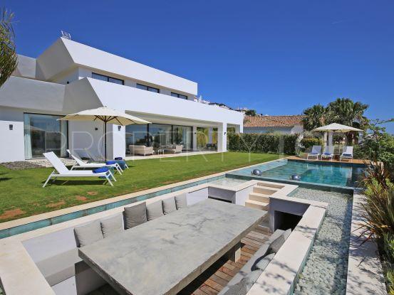 5 bedrooms Capanes Sur villa for sale | Benarroch Real Estate
