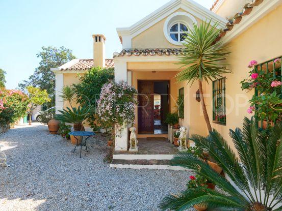 4 bedrooms El Madroñal villa | CPI Kraft