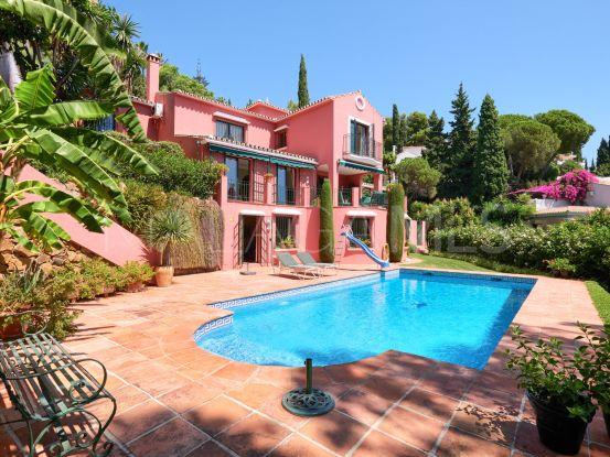 For sale 4 bedrooms villa in El Madroñal, Benahavis | CPI Kraft