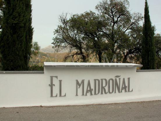 For sale plot in El Madroñal, Benahavis   CPI Kraft