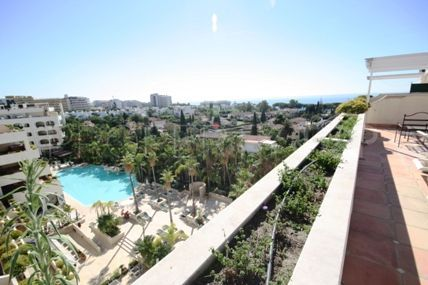 Penthouse for sale in Marbella with 3 bedrooms | Nvoga Marbella Realty