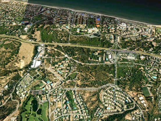 Plot for sale in Santa Maria Golf, Marbella East | Nvoga Marbella Realty