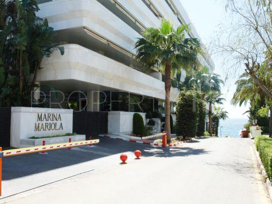 Apartment for sale in Marina Mariola, Marbella Golden Mile   Nvoga Marbella Realty