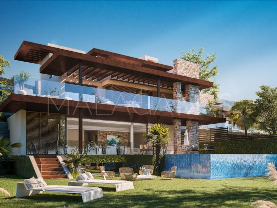 4 bedrooms La Alqueria villa for sale | Nvoga Marbella Realty