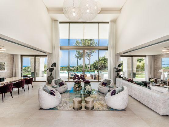 Villa in Sierra Blanca with 6 bedrooms | Nvoga Marbella Realty