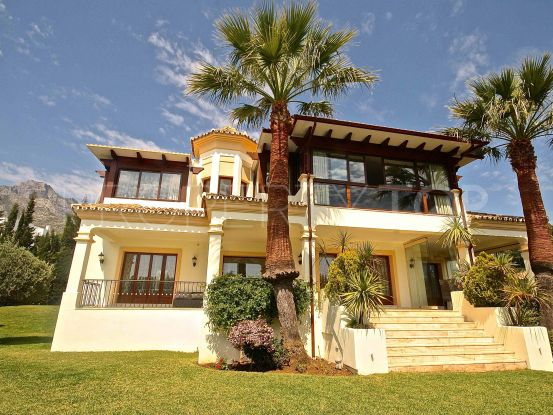 5 bedrooms villa in Sierra Blanca for sale | Nvoga Marbella Realty