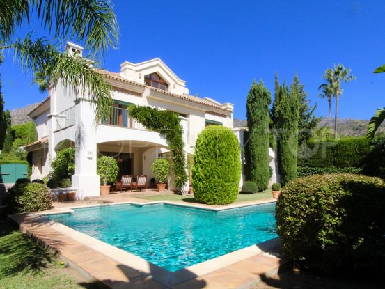 Villa for sale in Balcones de Sierra Blanca | Nvoga Marbella Realty