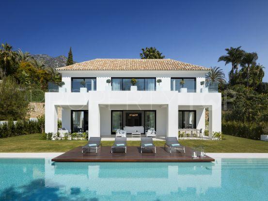 Comprar villa en Sierra Blanca de 5 dormitorios | Nvoga Marbella Realty