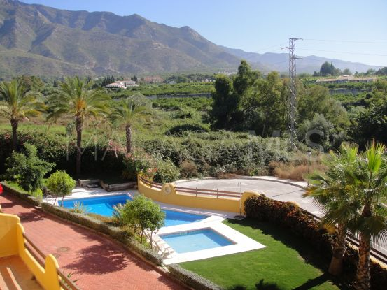 For sale town house in Nagüeles with 2 bedrooms | Nvoga Marbella Realty