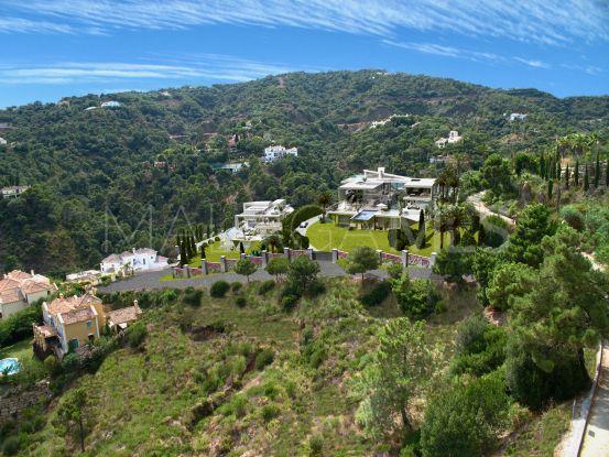 For sale El Madroñal plot | Nvoga Marbella Realty