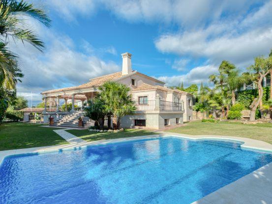Los Flamingos Golf, Benahavis, villa en venta con 5 dormitorios   Nvoga Marbella Realty