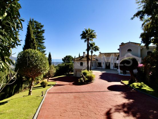 For sale La Zagaleta 7 bedrooms villa | Nvoga Marbella Realty