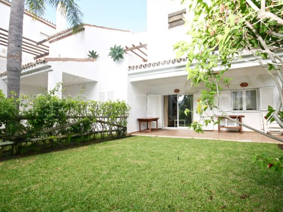 Town house for sale in Bahia de Marbella with 3 bedrooms | Nvoga Marbella Realty
