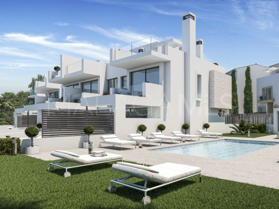 For sale semi detached house in Guadalobon with 3 bedrooms   Nvoga Marbella Realty