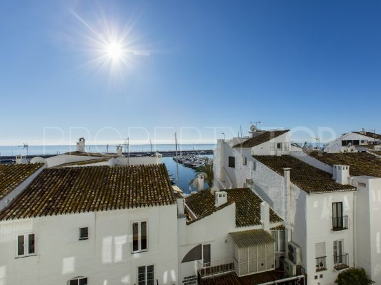 Duplex for sale in Marbella - Puerto Banus with 2 bedrooms | Nvoga Marbella Realty