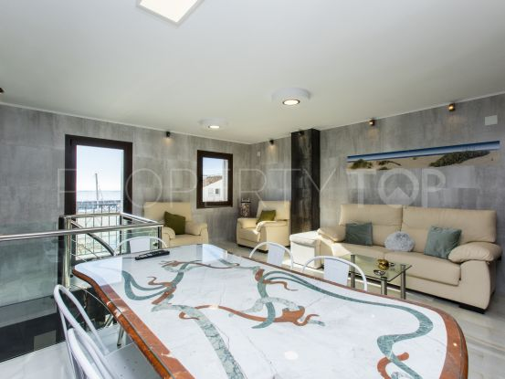 Duplex for sale in Marbella - Puerto Banus with 2 bedrooms | Nvoga Marbella Realty