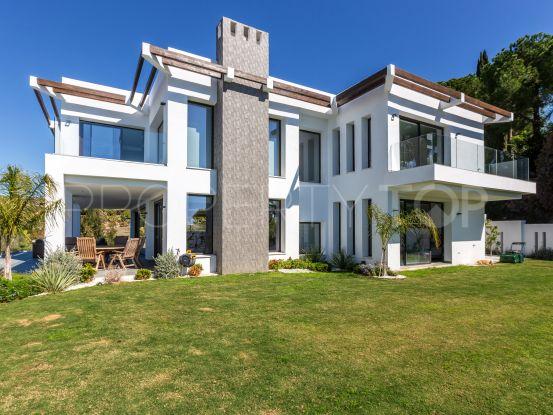 For sale Paraiso Alto 6 bedrooms villa | Nvoga Marbella Realty